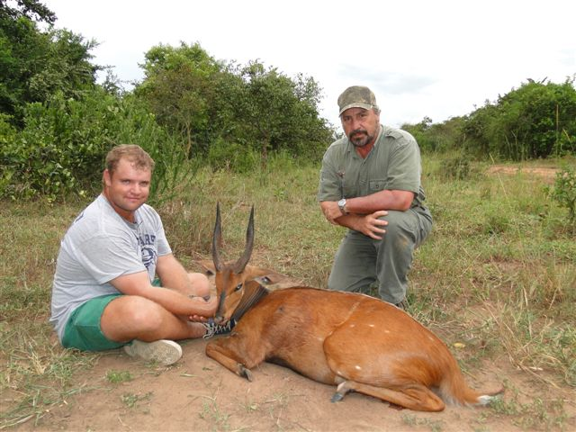 T Gioffre Bushbuck