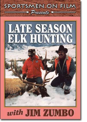 Late Season Elk Hunting